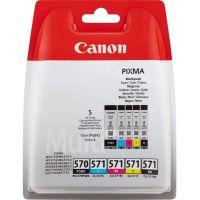 Pack de cartouches Canon PGI-570 CLI-571