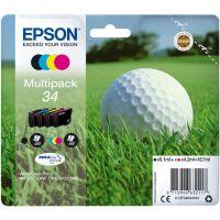 Epson 34 - pack de 4 - noir,jaune,cyan,magenta