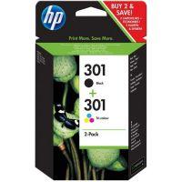 Multipack HP 301 BK+CMY