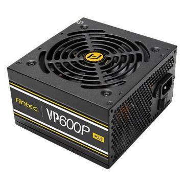 Antec VP600P Plus EC 600w, PFC, 80+, ventilateur 12cm