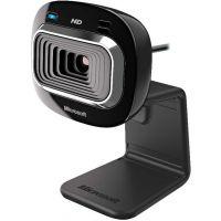 Webcam Microsoft HD-3000 720p, microphone intégré