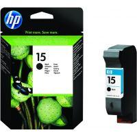 Cartouche Hewlett Packard N°15 réf C6615DE 25ml