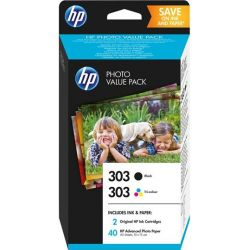 HP 303 Photo Value Pack