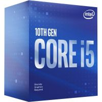 Intel Core i5 10400F, 2.9Ghz, 12Mo, 6Core, LGA1200