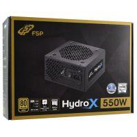 HYDRO X 550 Gold 550W 80+ Gold