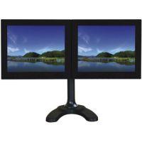 Support de bureau pour 2 écrans