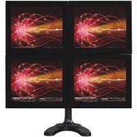 Support de bureau pour 4 écrans