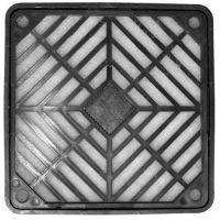 Filtre à air pour ventilateur 12cm