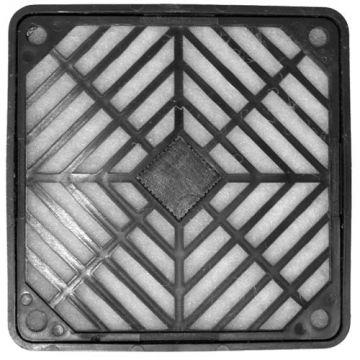 Xilence - Filtre à air pour ventilateur 8cm