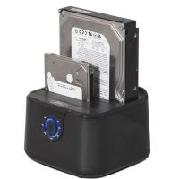 Station d'accueil Advance 2x HDD SATA sur USB3.0