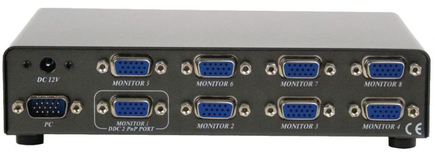 Multiplicateur VGA