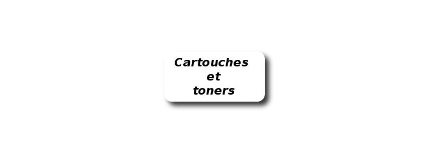 Cartouches & Toners