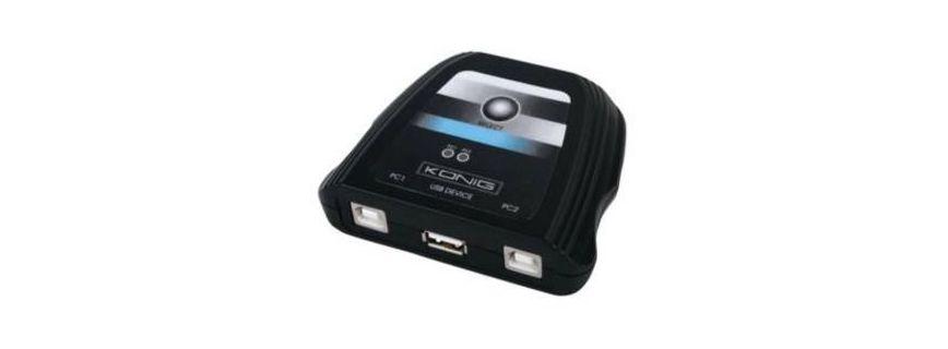 Partageur USB
