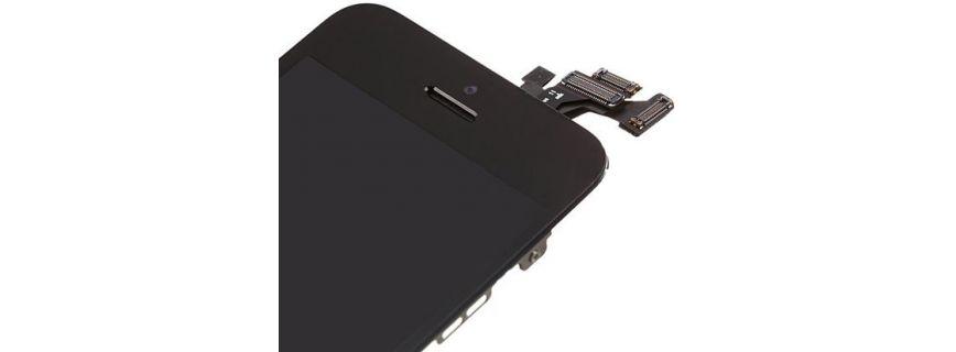 Vitre-LCD: smartphone et tablette