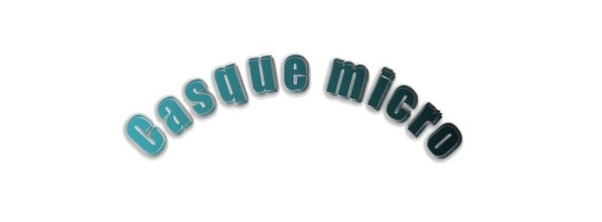 Casques Micro & oreillettes